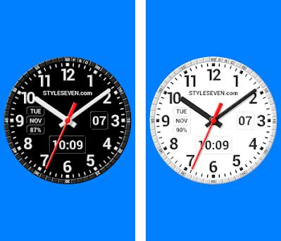 Analog Clock Constructor-7 PRO 2 01 apk download for Android