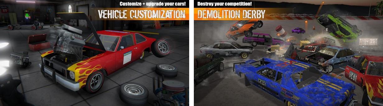 Demolition Derby 3 preview screenshot