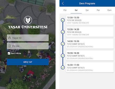 cag universitesi otomasyon girisi