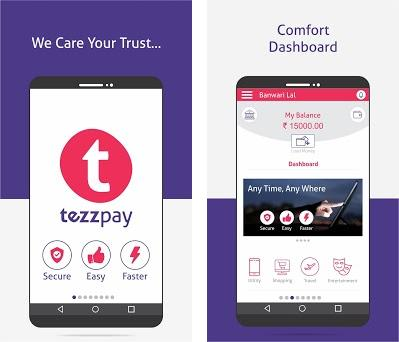 TezzPay - Recharge, Bill, AePS, DMR For Retailer 2 4 apk download