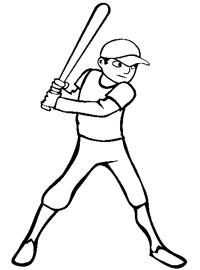 Ultimate Baseball Coloring Sheets Roundup — Printable