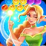 Bubble Bubble POP : Rescue elf icon