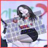 download Nancy Momoland New Keyboard apk