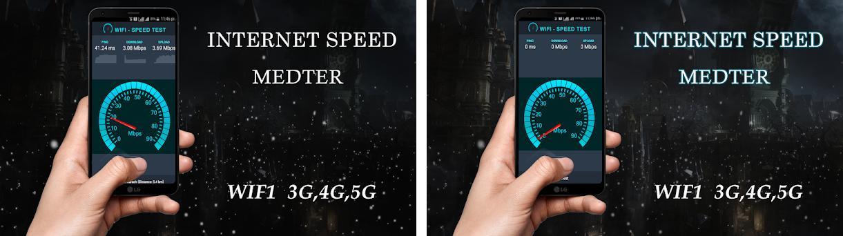 Speed Test : internet speed meter 1 5 apk download for