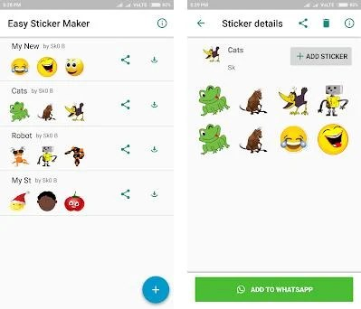 Easy: Sticker Maker From Gallery For WhatsApp 1 0 apk download for