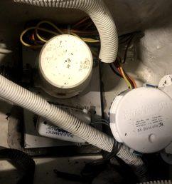 testing blue guard s bg one oil detecting bilge pump switch panbo boat bg wiring diagram [ 1600 x 1279 Pixel ]