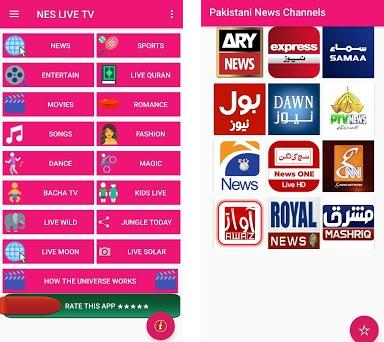 NES Live TV 6 2 3 apk download for Android • nes nestv