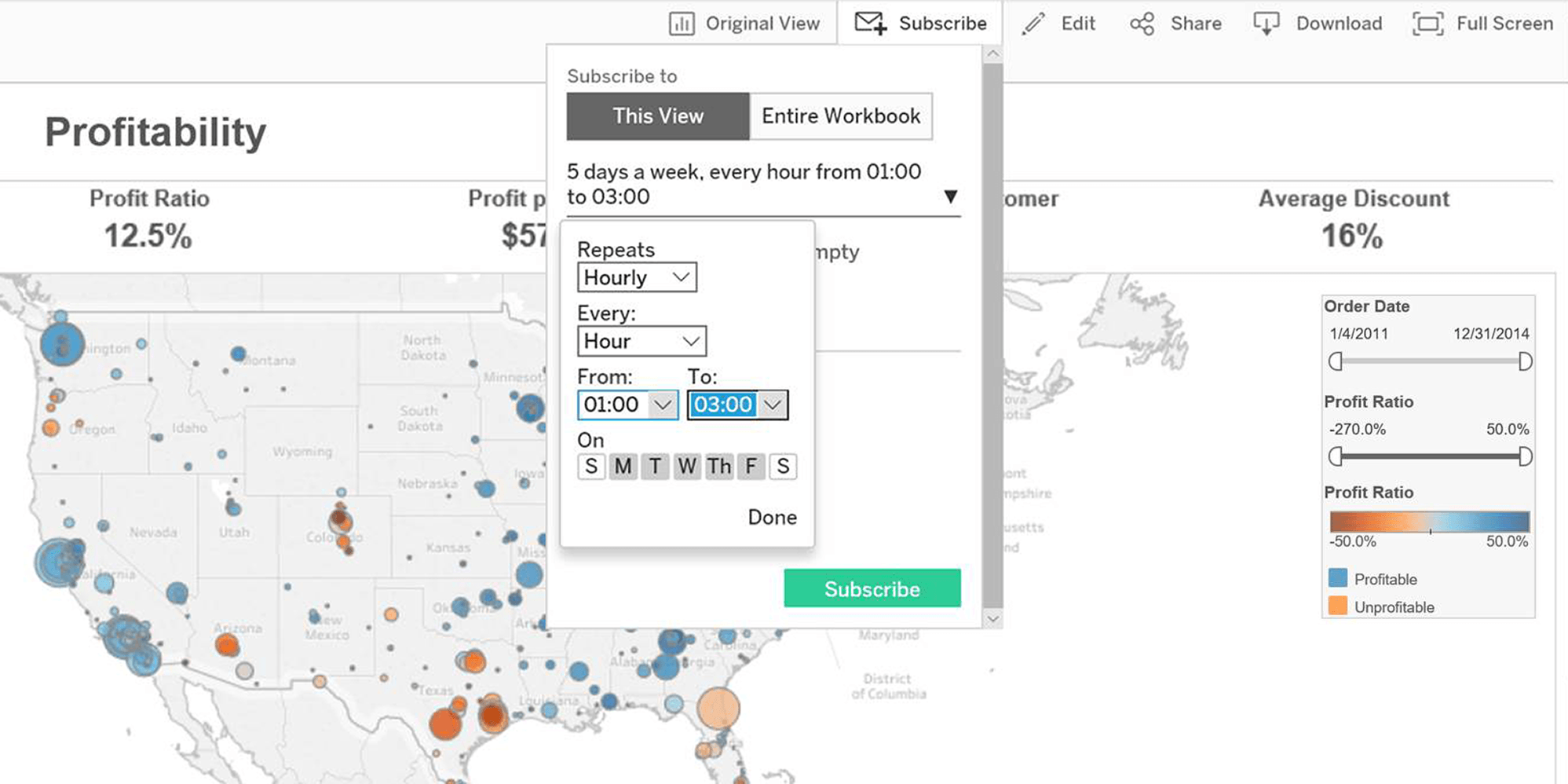 Tableau Viewer Vs Reader