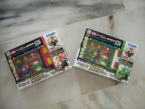 R/C Mini Mario Kart Advance Set Review