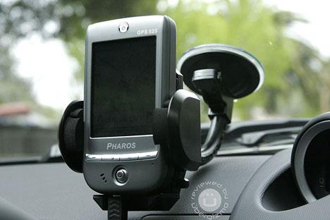 Pharos GPS 525 Review