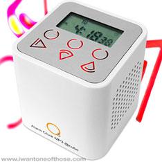 MP3 Player Alarm Clock