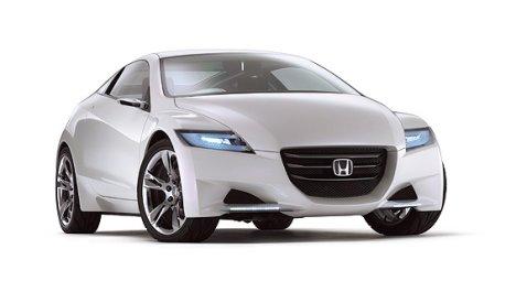 Honda CR-Z concept could oust CRX