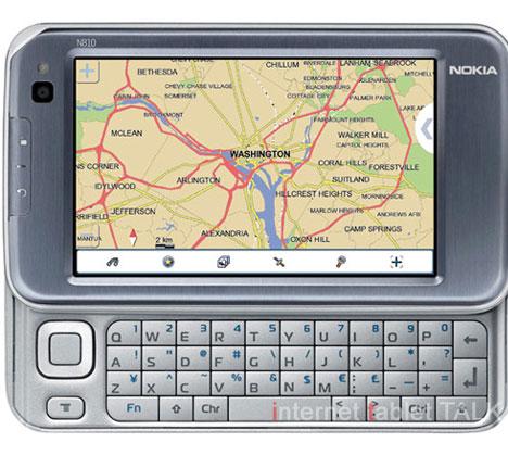 Nokia N810 Tablet