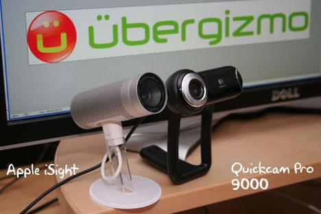 Logitech Quickcam Pro 9000 Review