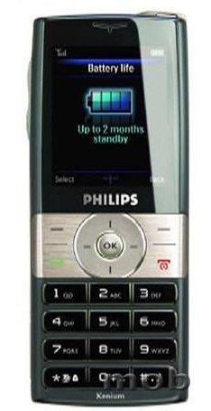 Philips Xenium 9@9 just will not quit