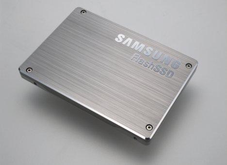 Samsung 64GByte SATA II SSDs