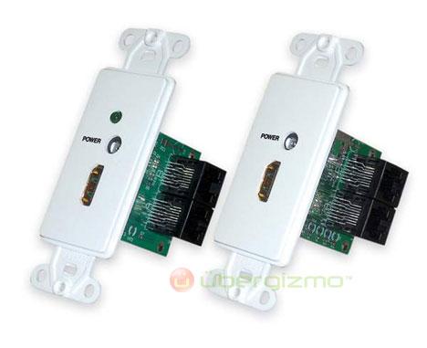 HDMI to Cat5 converter