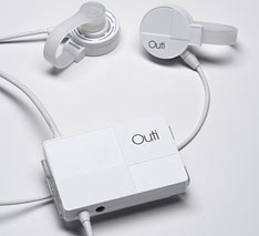 Zelco Outi bone conduction headphones