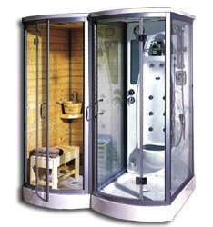The ultimate Steam Shower