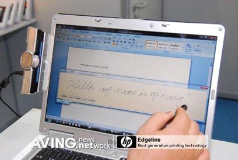 NAVI Note lets you scrawl