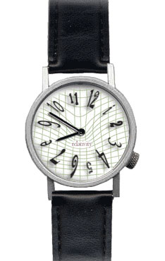 Relativity watch takes wacky approach