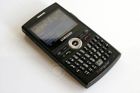 Samsung Blackjack Review