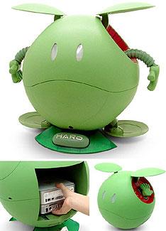 Haro PC case looks adorable