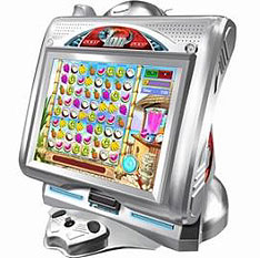 Megatouch Elite Edge Ion arcade machine