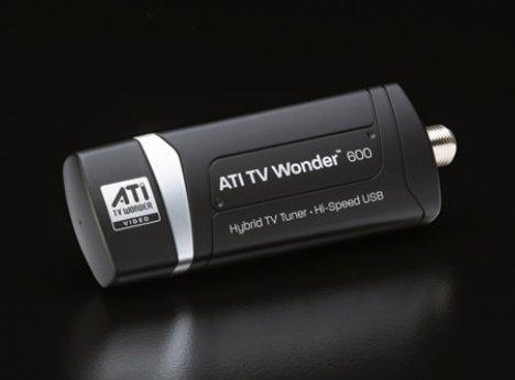 ATI TV Wonder USB dongle