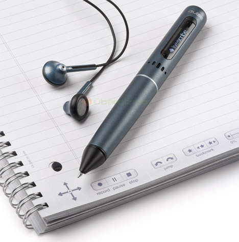 Pulse Smartpen: Read, Write, Speak and Listen With Your Pen