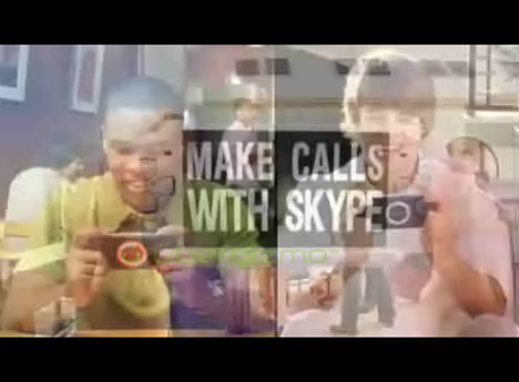 Skype coming to the PSP