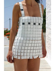 Day-for-Night Solar Dress