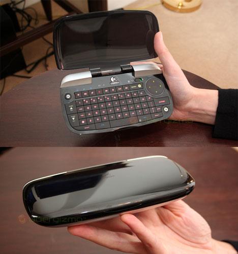 Logitech diNovo Mini Hands-on