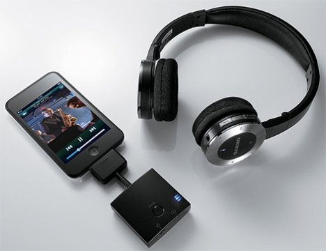 Onkyo MHP-UW2 Wireless Headphones
