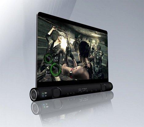 Sony PSP2 Concept