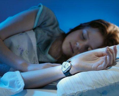 Sleep Partner Wrist Band Regulates Sleep