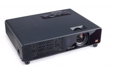ViewSonic PJ359w Projector Caters For Widescreen Applications