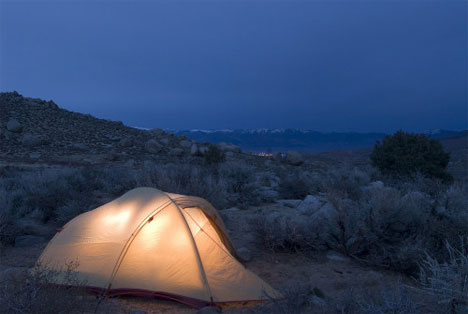 Computer Activity Takes its Toll on Real-Life Camping, Fishing