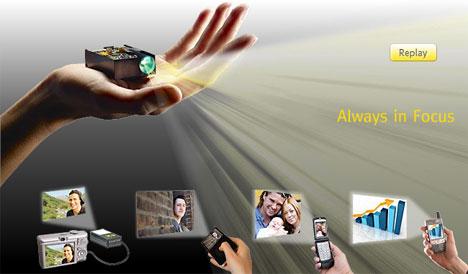 Explay Oio Nano Projector