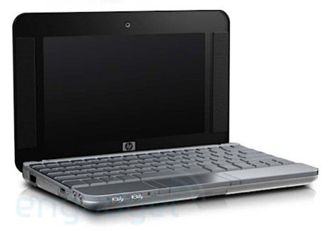HP Mini-NB Ultra-Mobile-PC to Launch with 2 Million Units?