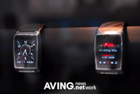 LG Watch Phone At MWC