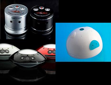 Miidio Ultra-Compact Speakers
