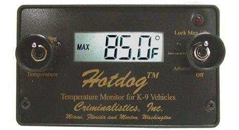 Hotdog Temperature Monitor