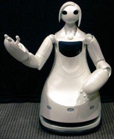 Robot to Babysit Children