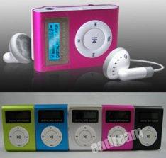 iPod Shuffle Has LCD Display