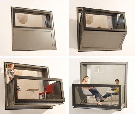 BloomFrame Window Frame Design