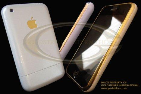 iPhone Solar Star Edition from Goldstriker