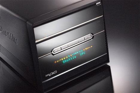 Shuttle High Definition mini-PC