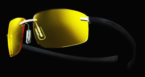 TAG Heuer Night Vision Driving Glasses