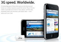 17M iPhone 3G ordered, Rates, MMS Coming and Remote Application